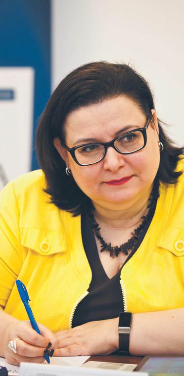 Alicja Sarna, doradca podatkowy i partner w MDDP fot. Wojtek Górski