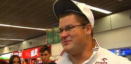 """Paweł Fajdek: """"Zawsze chciałem grać w kosza, ale nie mam dwóch metrów"""" (video)"""