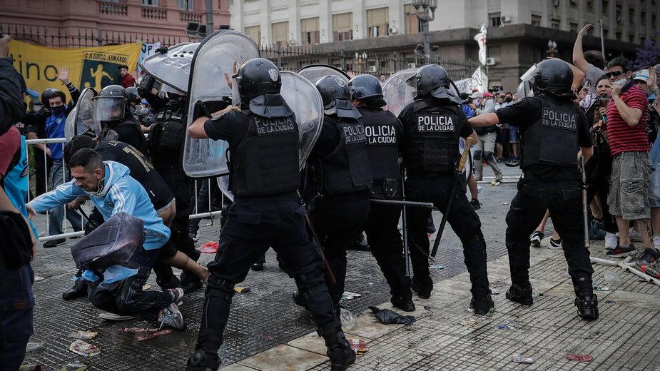 Incydenty w Buenos Aires