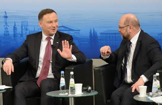 Duda w Monachium: To Rosja wprowadziła 'nową zimną wojnę' [WIDEO]