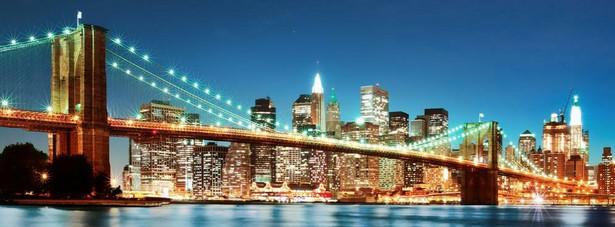 1. Nowy Jork jest najchętniej odwiedzanym przez turystów miastem w USA.