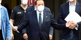 Berlusconi wyszedł ze szpitala. Mógł umrzeć. Do tego teraz nawołuje