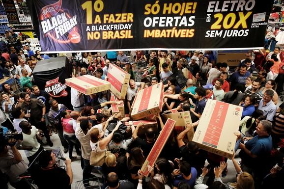 Crni petak u Sao Paolu