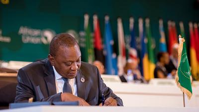 Kenya will have to pay a small price worth $100 million before  the Africa Continental Free Trade Area can become a reality