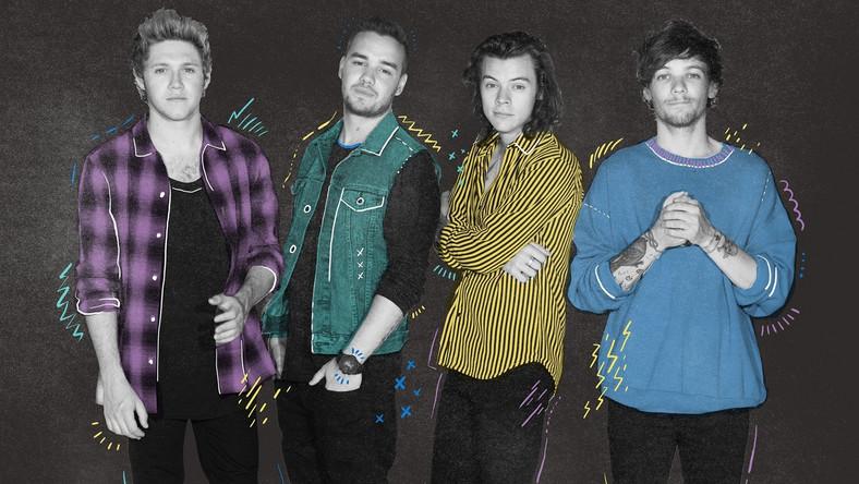 Nowe One Direction jak Oasis