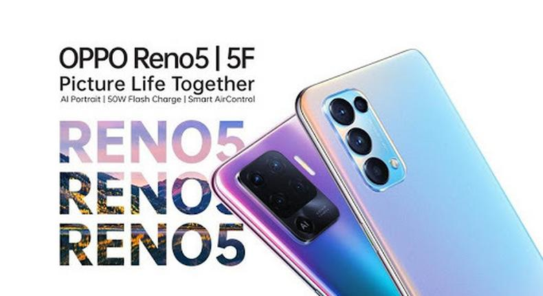 OPPO launches Reno5 Series today & here is a quick look