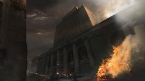 Wolfenstein 2: The New Colossus - szkice koncepcyjne na tydzień przed premierą