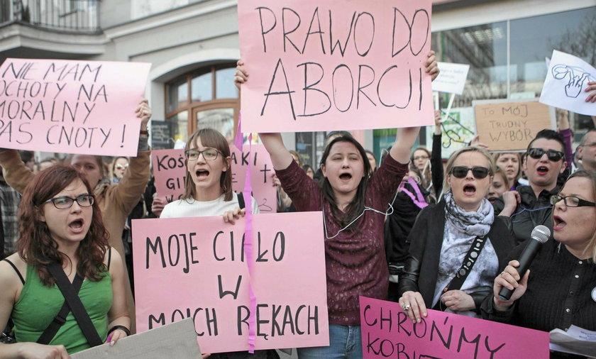 Jesienią wybuchnie wojna o aborcję?