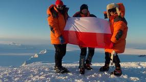 Szczyt marzeń - Newtontoppen, Polki na najwyższym szczycie Spitsbergenu
