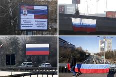 (UŽIVO) PUTIN STIŽE U SRBIJU Avion ruskog predsednika poleteo za Beograd, policija na svakom koraku (FOTO)