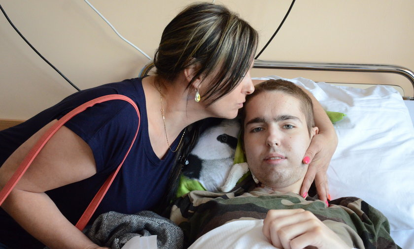 Legnicki szpital podał Konradowi lek ratujący życie
