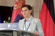 """CEO TRANSKRIPT INTERVJUA Brnabić novinaru DW: """"Mogu li ja da kažem ili ćete Vi da vodite intervju sami sa sobom?"""""""