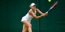 Sensacja na Wimbledonie! Magda Linette wyeliminowała jedną z faworytek