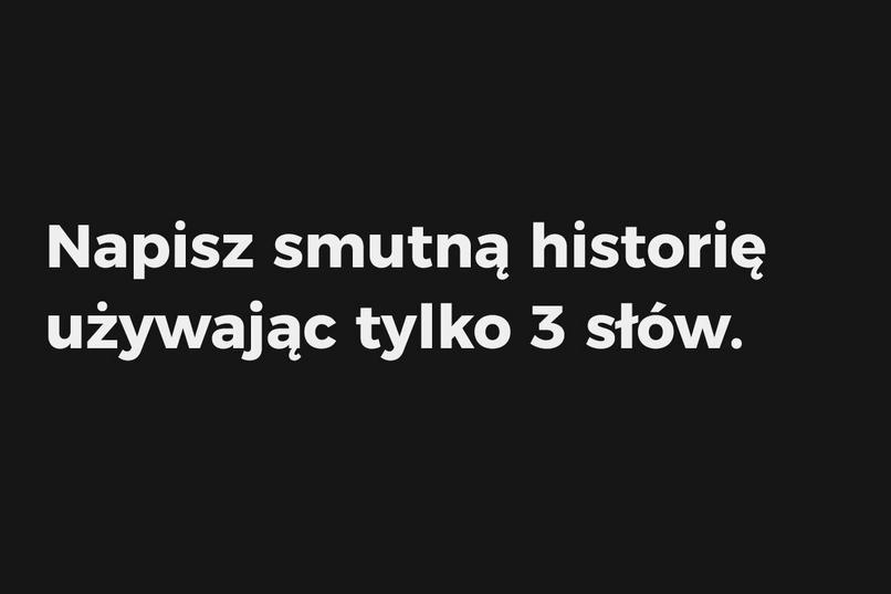 Estetyczne Tumblr Smutne Cytaty: Twitter: Najsmutniejsze Historie Z 3 Word Sad Story