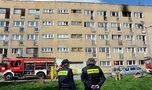 Tragiczny pożar w bloku. Zginęły dwie osoby
