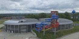 Aquapark straszy Słupsk. Czy kiedyś zostanie otwarty?