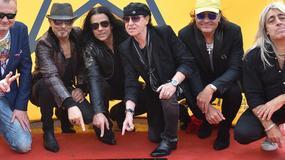 Scorpions odsłonili swoją gwiazdę w Alei Gwiazd