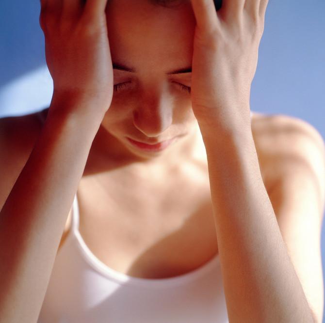 Dehidratacija je okidač za migrenu