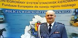 Policja w Łodzi. Nowy komendant to spec od wywiadu