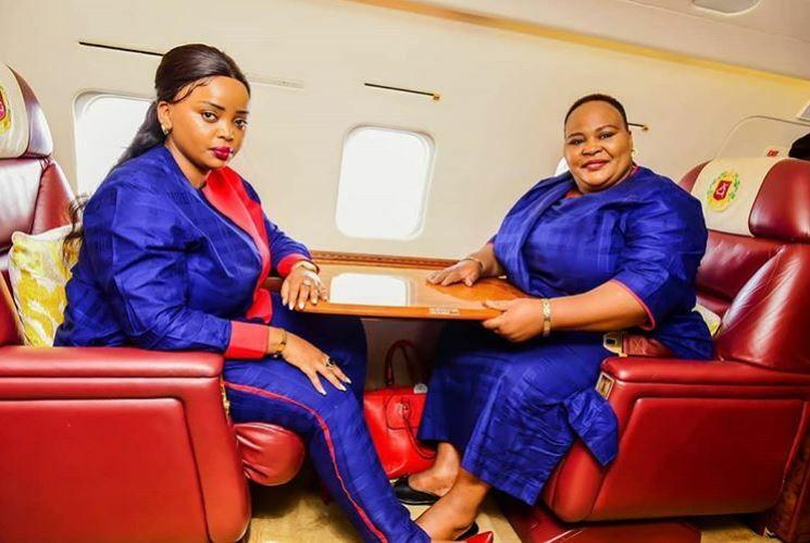 Rev. Lucy Natasha acquires brand new private jet (Instagram)