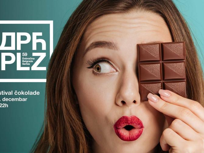 Prošlogodišnji, prvi Festival čokolade posetilo je više od 10.000 ljudi. Kažu da se nikada nije pojelo toliko čokolade na jednom mestu
