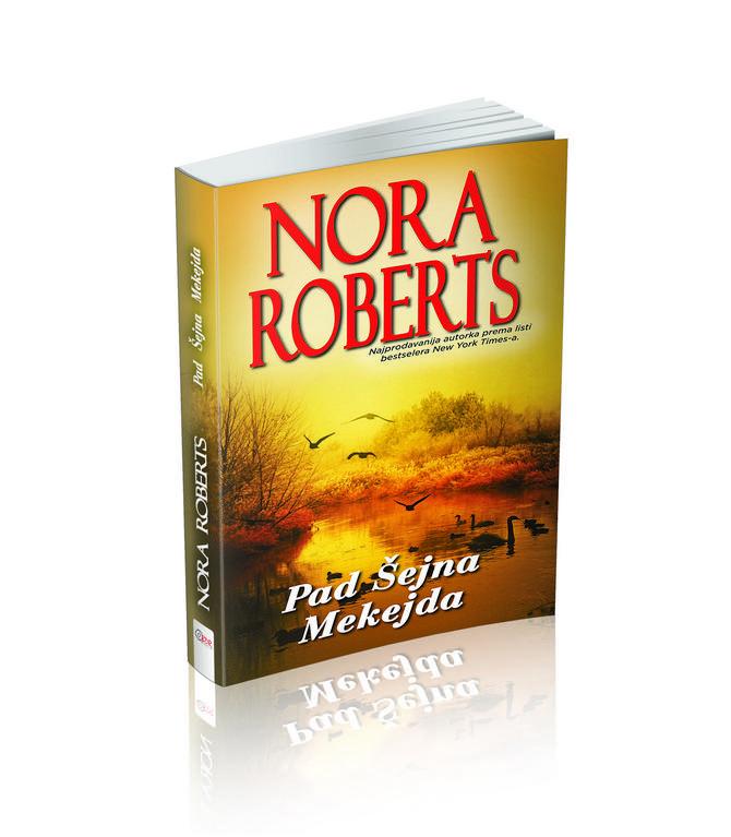 Pad Šejna Mekejda je još jedan roman Nore Robert u kom ćete uživati