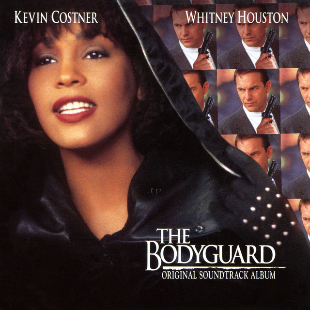 "4. Whitney Houston i inni - ""The Bodyguard"" (1992): 44 miliony płyt"