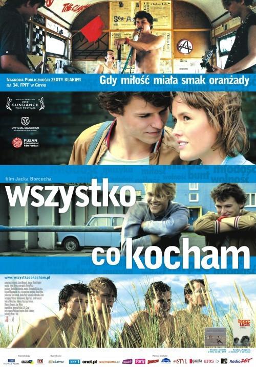 """""""Wszystko, co kocham"""", reż. Jacek Borcuch"""