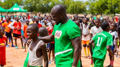 Photos: Milo U-13 Champions League Soccer Clinic Zone 1