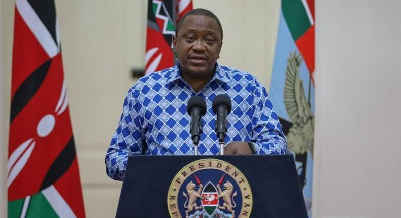 Uhuru announces way forward for 50 people who escaped from KMTC quarantine facility
