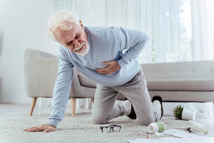 infarkt pokrivalica