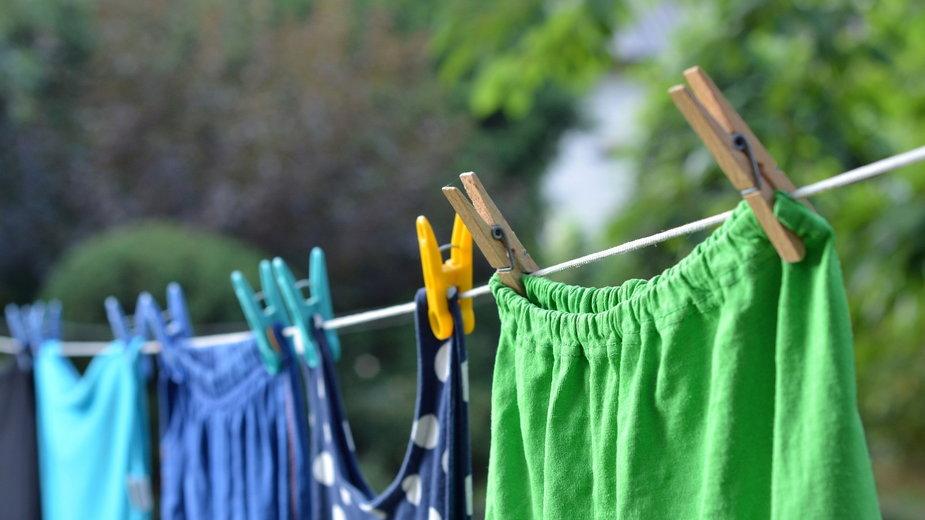 Pranie najlepiej suszyć na zewnątrz - utroja0/pixabay.com