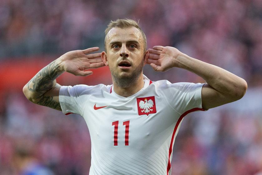 Kamil Grosicki – sylwetka gracza Rennes. Kadra Polaków na Euro 2016