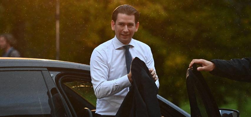 Najpierw skandal na Ibizie, a teraz majstrowanie przy wyborach. W tle ogromne pieniądze. Czy kanclerz Austrii straci stanowisko?