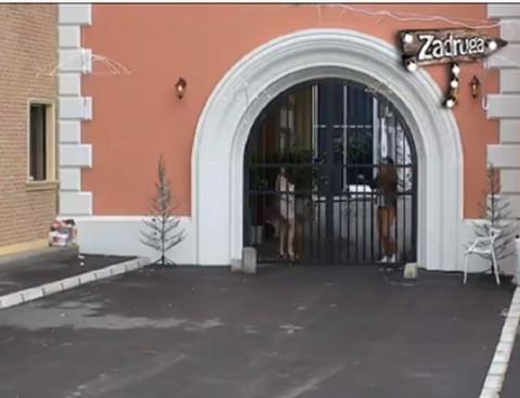 Ana Korać završila na kapiji: Počela da MOLI za Davida, on nije imao pojma! VIDEO