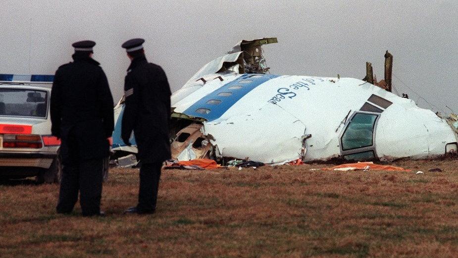 Zamach nad Lockerbie (21 grudzień 1988 rok) – 270 ofiar