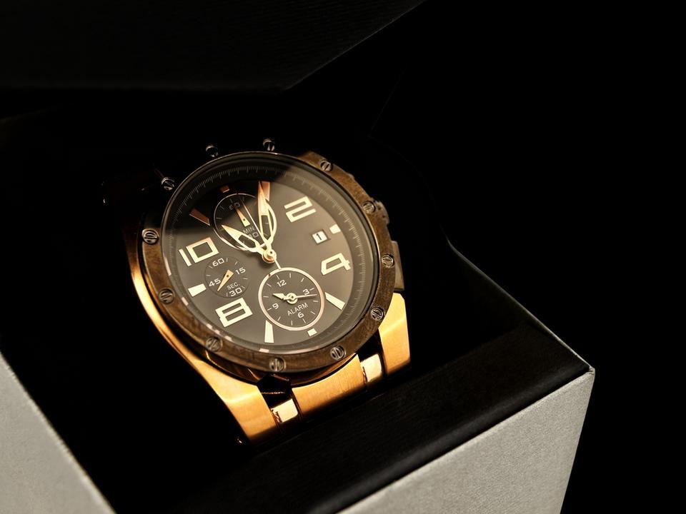 Biżuteria lub zegarek