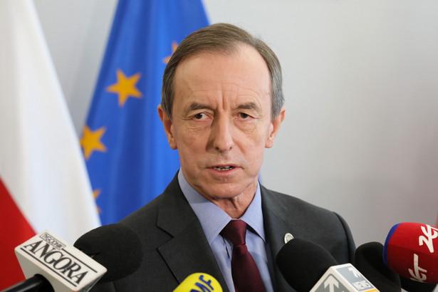 Marszałek Senatu RP Tomasz Grodzki
