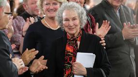 Margaret Atwood z Nagrodą Pokojową Księgarzy Niemieckich