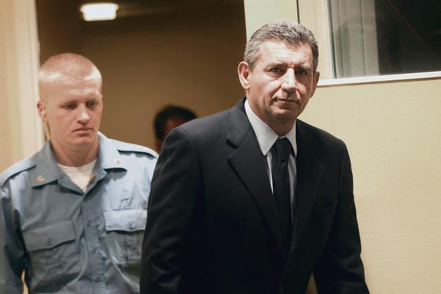 Ante Gotovina u Hagu