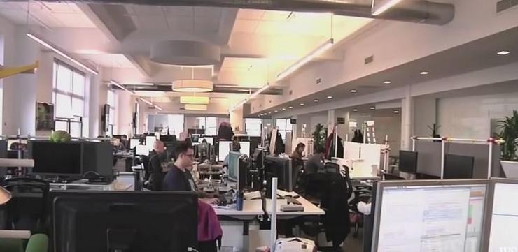 Gugl kancelarija u njujorku