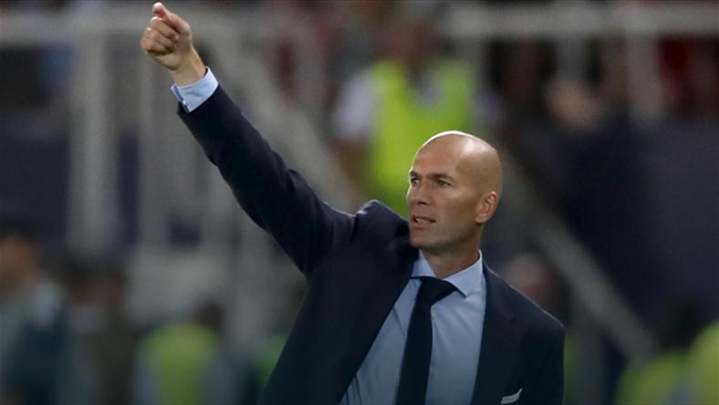 Zidane zwiąże się trzyletnią umową z Realem Madryt