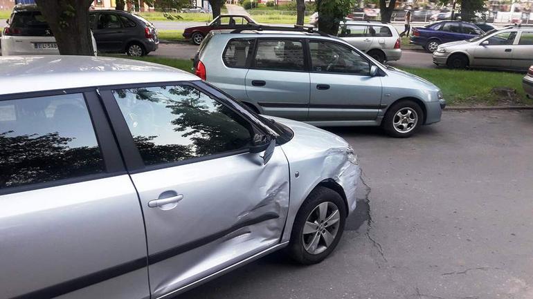 Efekt parkowania