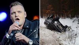 """Twórca hitu """"Aisha"""" miał wypadek samochodowy!"""