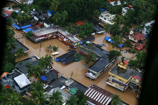 Powódź w Kerali, Indie