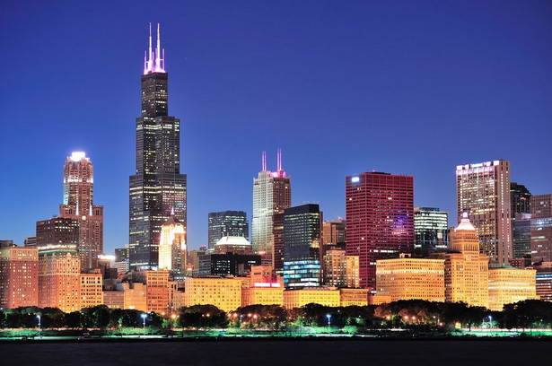 Willis Tower, Chicago, USA