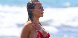 Była kochanka C. Ronaldo kusi w bikini. Co za ciało!