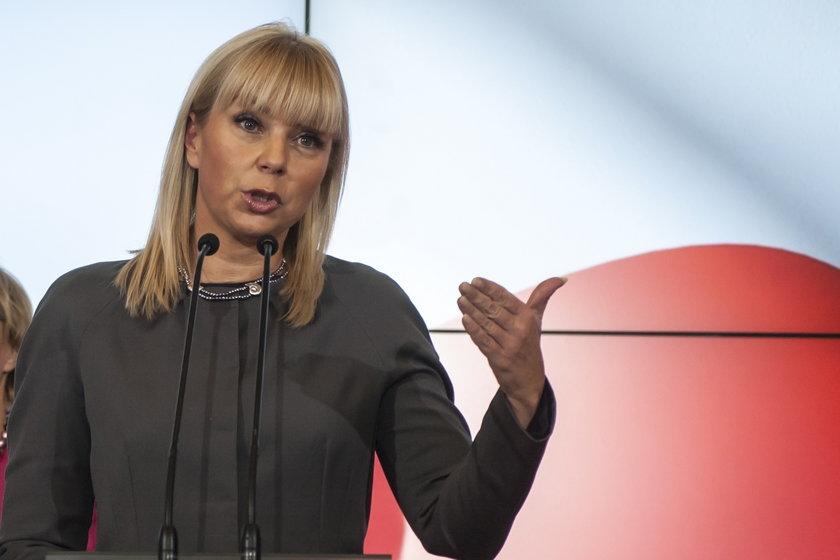 Bieńkowska tak tłumaczyła opóźnienia: - Sorry, taki mamy klimat