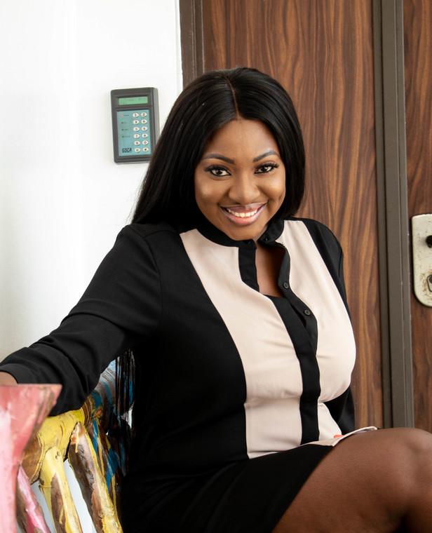 Yvonne Jegede speaks exclusively to Pulse on the paternity of her son.