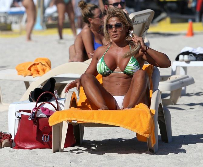Marija u sunčanom Majamiju